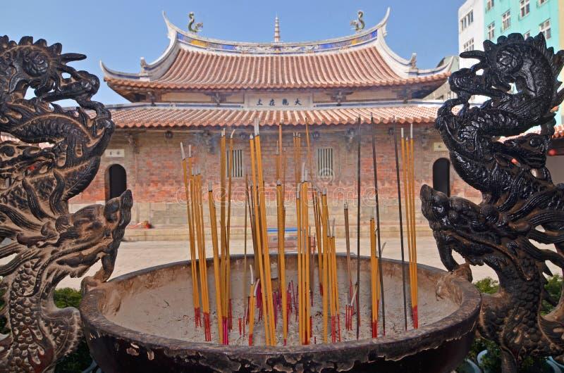Incense Sticks Royalty Free Stock Photo