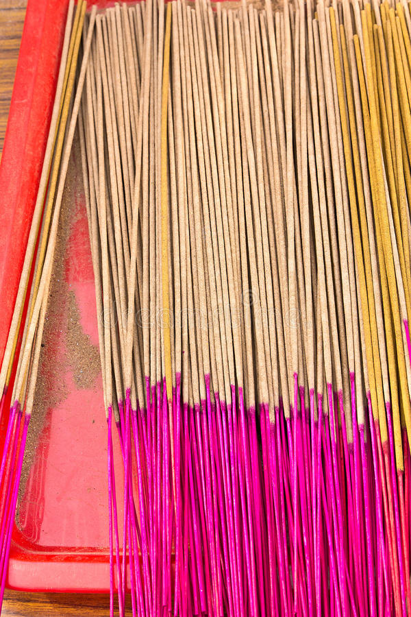 Download Incense used to Worship stock image. Image of tool, tradition - 24842321