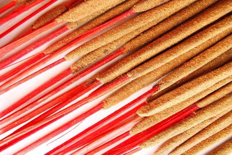 incenso indiano Mão-rolado imagem de stock