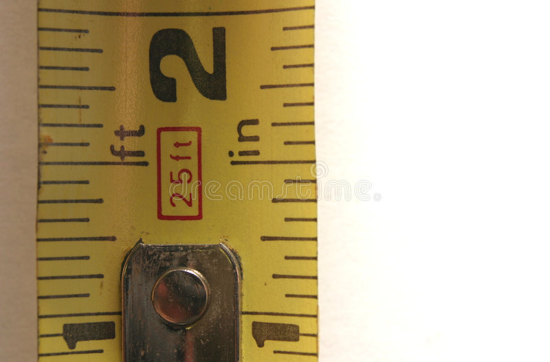 Download About an Inch stock image. Image of length, measurer, numbers - 13431