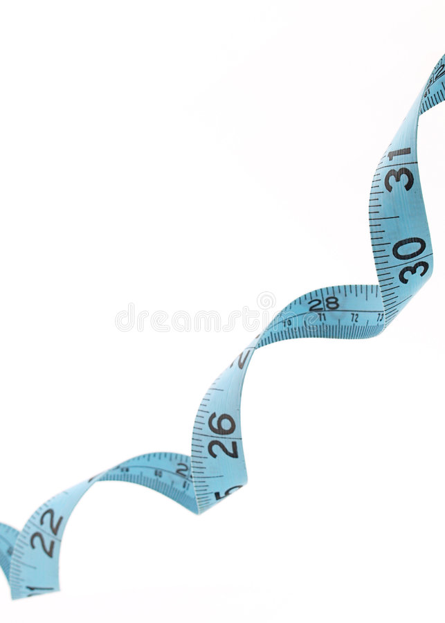 Download Inches stock photo. Image of metric, length, tape, spiral - 2697074
