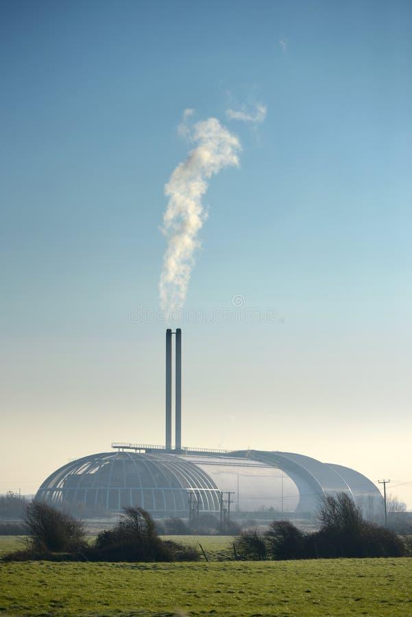 incinerator foto de stock