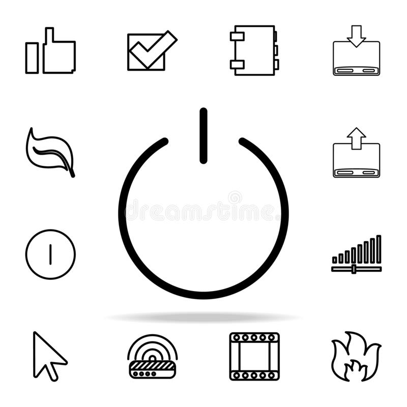Inclusion mark icon. web icons universal set for web and mobile. On white background vector illustration