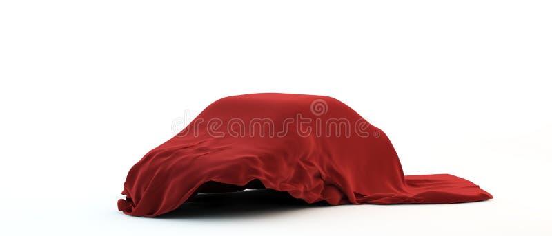 In incognito automobile fotografie stock