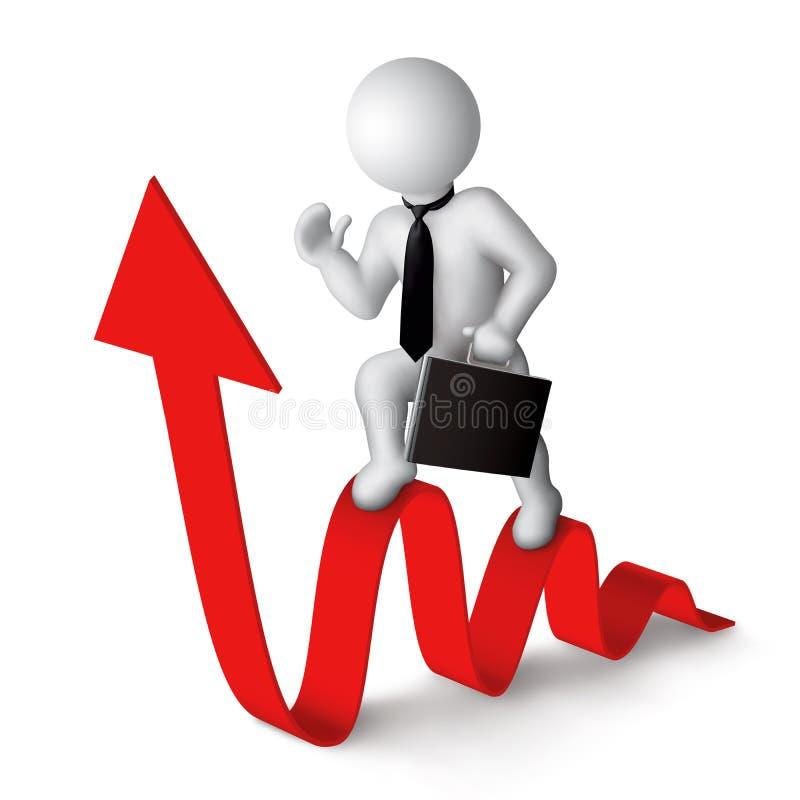 increase stock illustrationer
