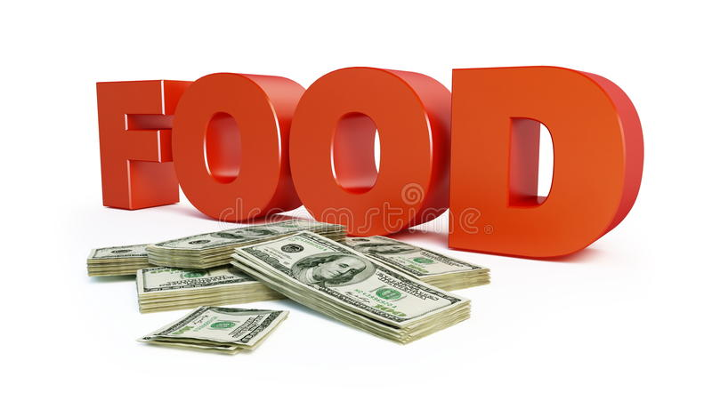 Download Increase In Food Prices Stock Photos - Image: 18262463