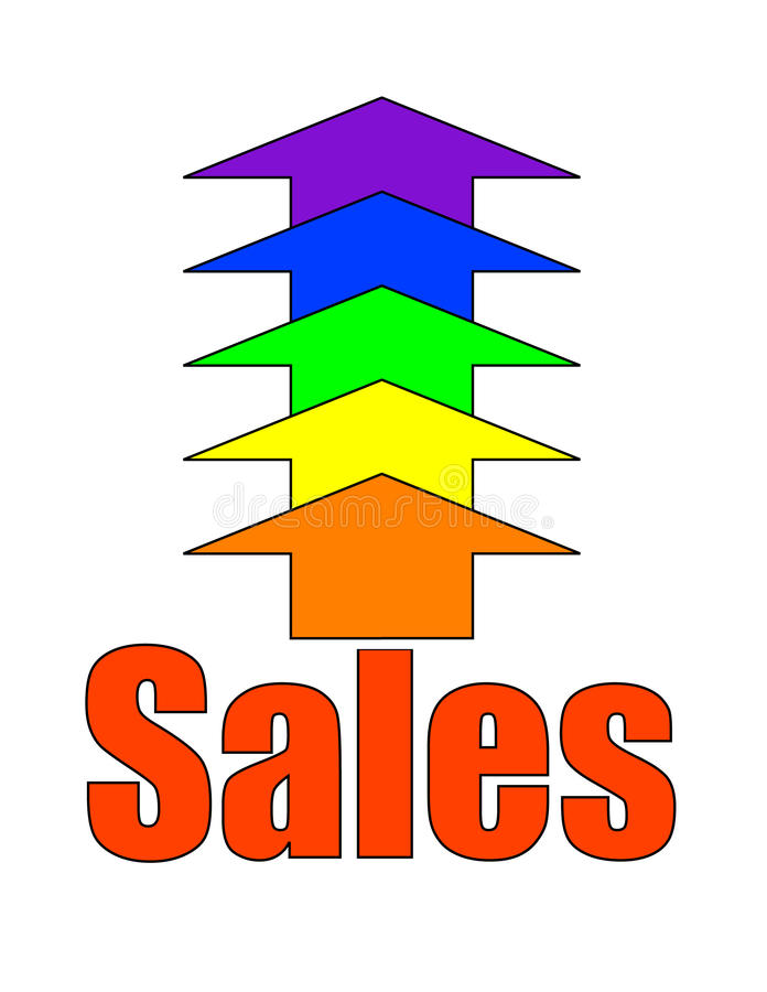 Download Increasing Sales Stock Photo - Image: 11793710