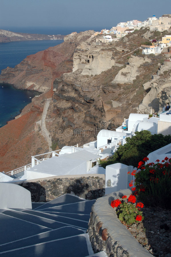 Download Incredible santorini stock image. Image of panorama, islands - 1463985