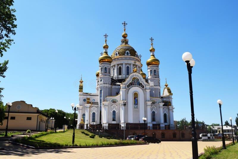 Download Incroci Ortodossi Sulle Cupole Dell'oro Immagine Stock - Immagine di coltura, holiness: 117980377