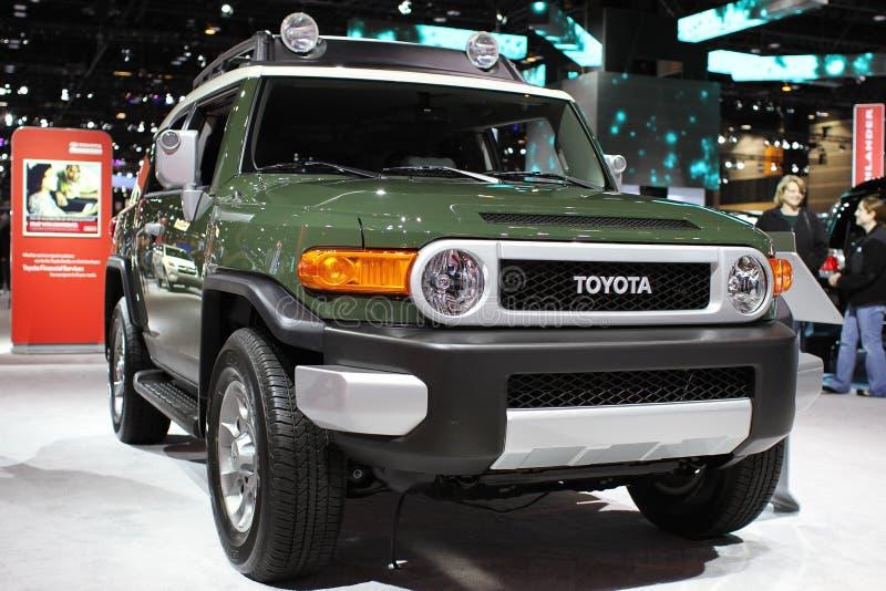 Incrociatore di Toyota FJ fotografia stock