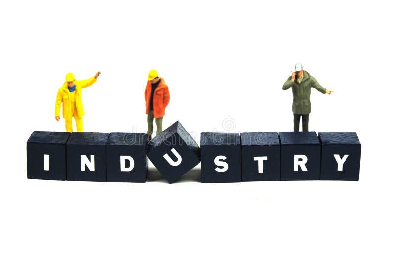 Indústria foto de stock