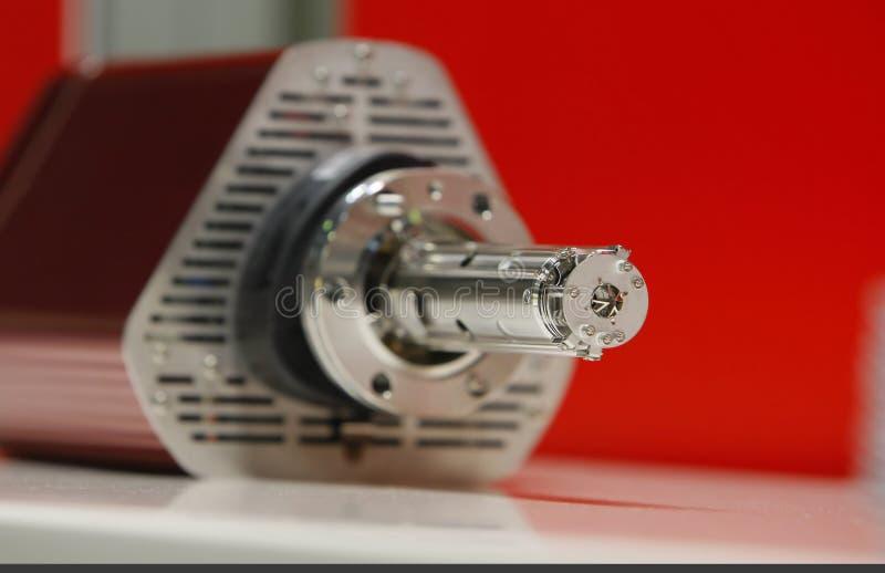Indústria componente eletromecânica fotografia de stock royalty free