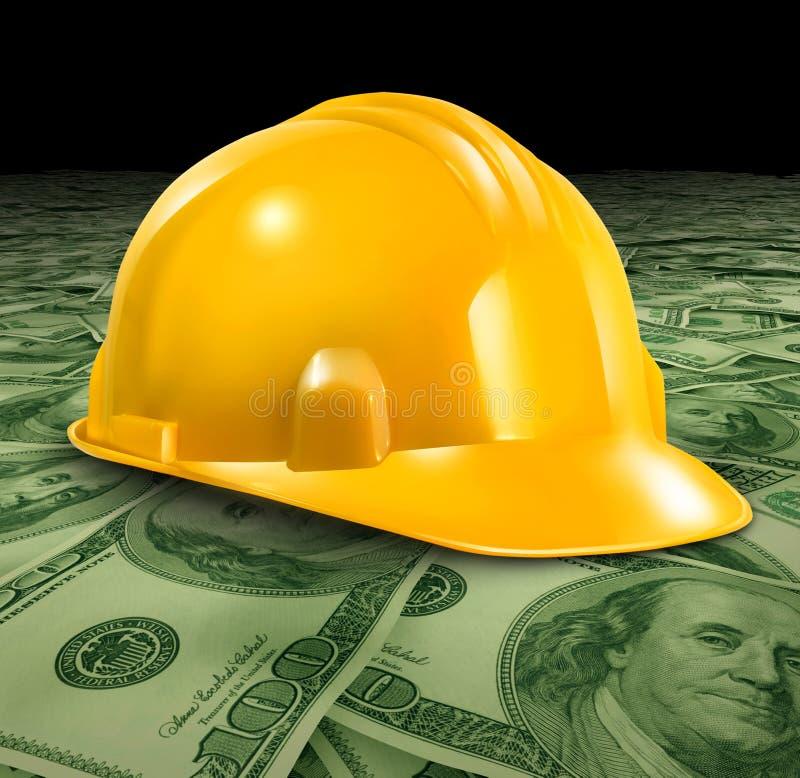 Indústria da construção ilustração royalty free