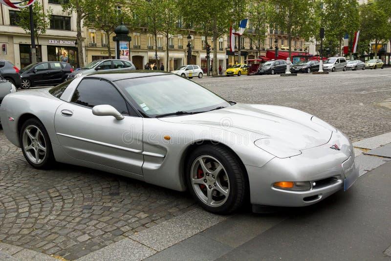 Indústria de carro francesa luxuosa fotos de stock
