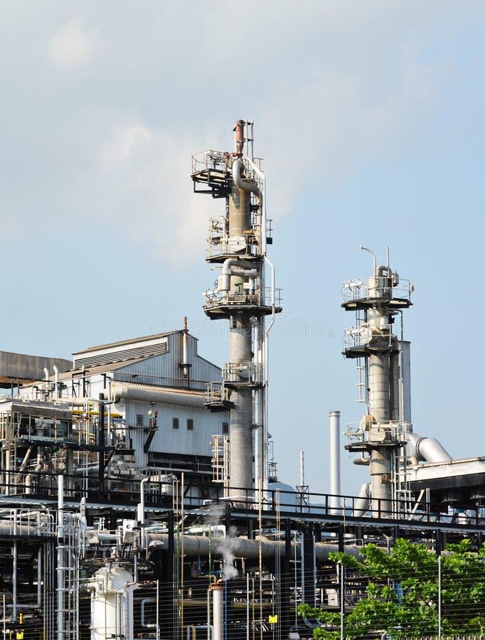Indústria do gás imagem de stock royalty free