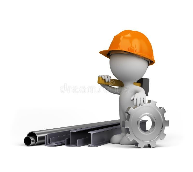 Indústria pesada ilustração stock
