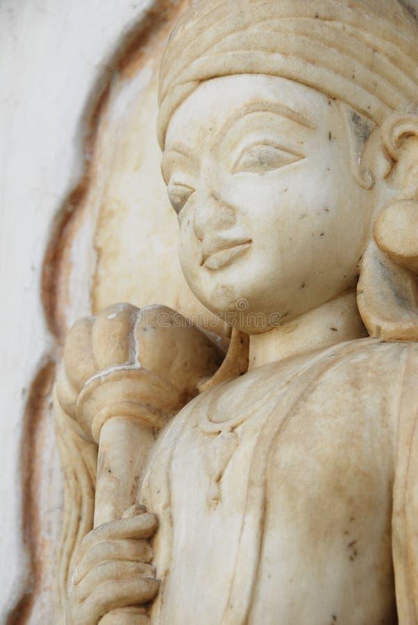 ind statua obrazy stock