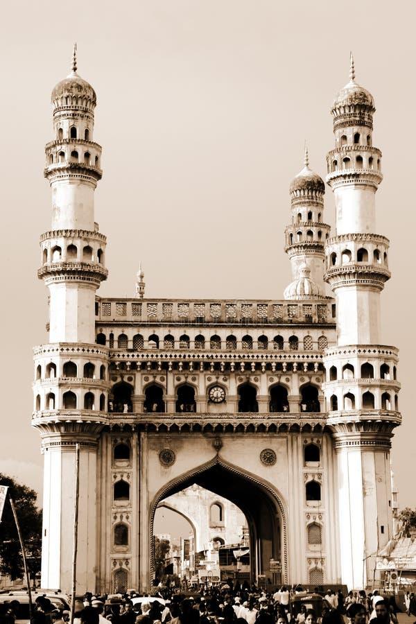 Inde de Charminar photos stock
