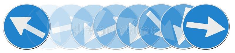 Indecision - εικόνα έννοιας στοκ εικόνες με δικαίωμα ελεύθερης χρήσης