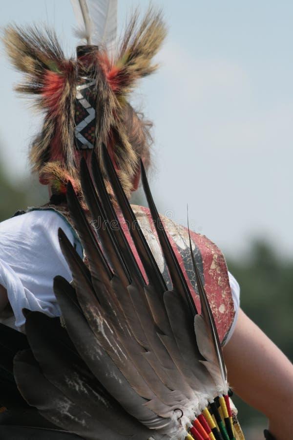 Indeginous inheemse Amerikaanse Indiër stock afbeeldingen