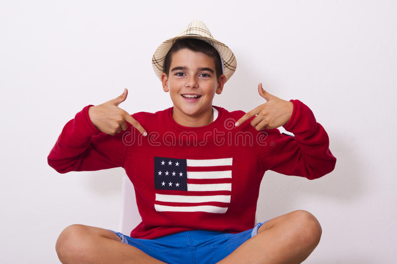 Indepence day stock photography