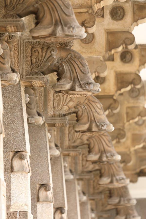 Independência Salão de Colombo em Sri Lanka fotografia de stock