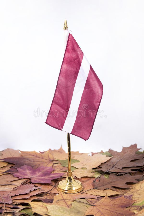 Independence Day of Latvia. Celebrating 100 years of independence of the country.  royalty free stock images