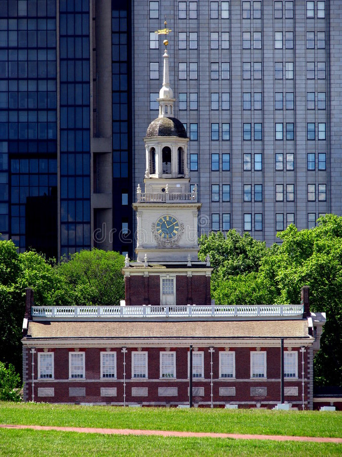 Download Independence Hall stock image. Image of government, philadelphia - 6240835