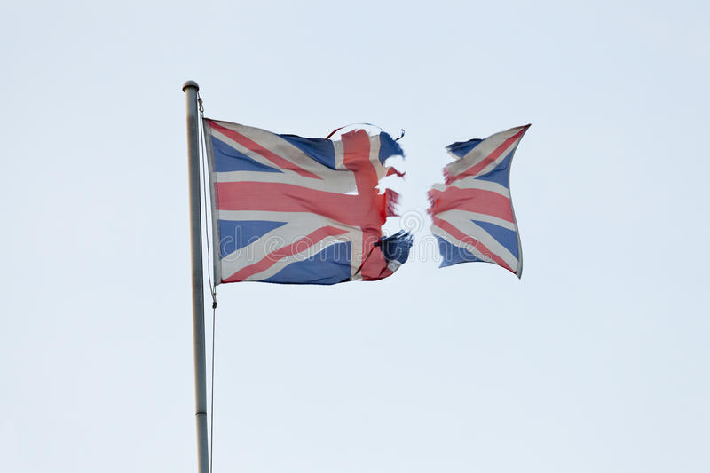 Download Independence From The UK stock image. Image of ripped - 23674969