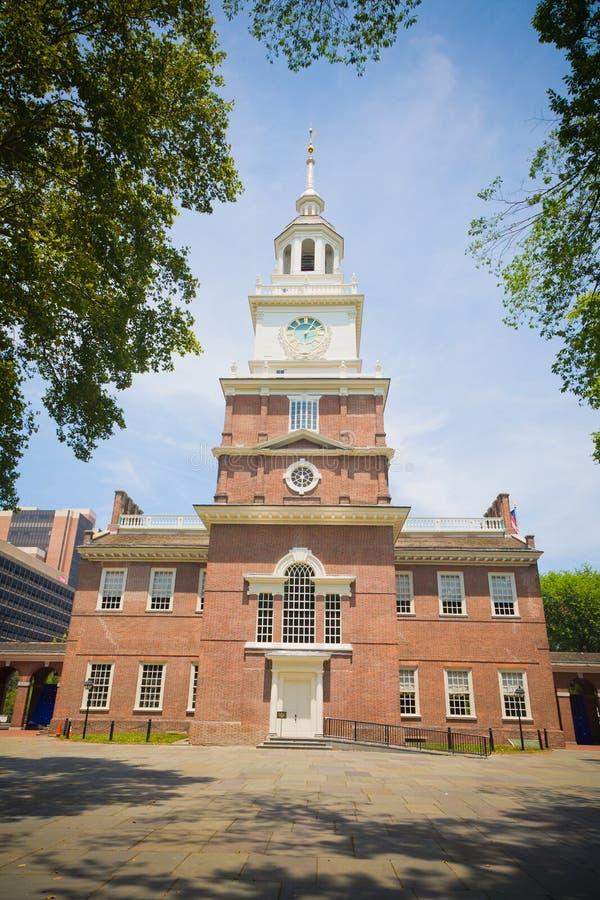Independencia Pasillo, Philadelphia, PA, los E.E.U.U. imagenes de archivo