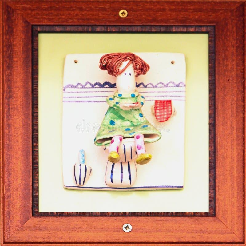 Index of ladies room. 22-11-2016, palma-de-majorca, spain stock photos