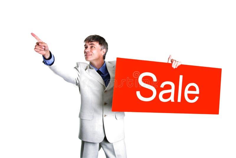 Index prices stock image