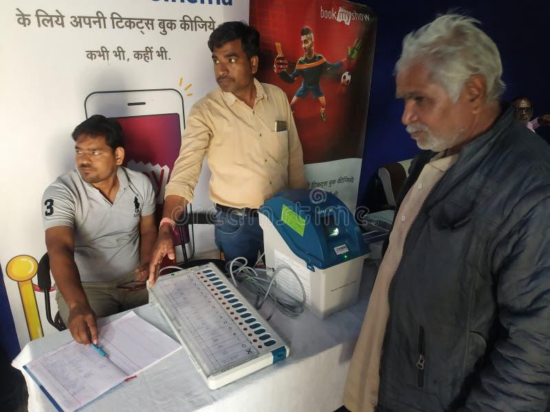 Indiańscy wybory zdjęcia royalty free