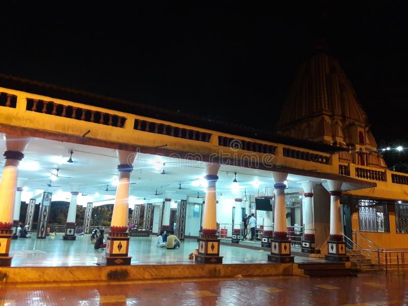 Indiańska świątynia w Mumbai lokacji fotografia royalty free