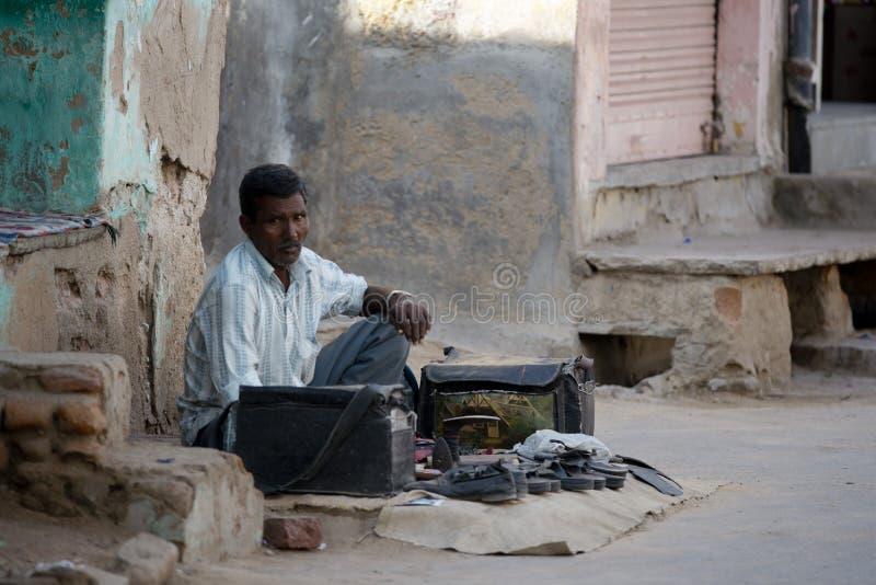 Indiański Cobbler obraz stock