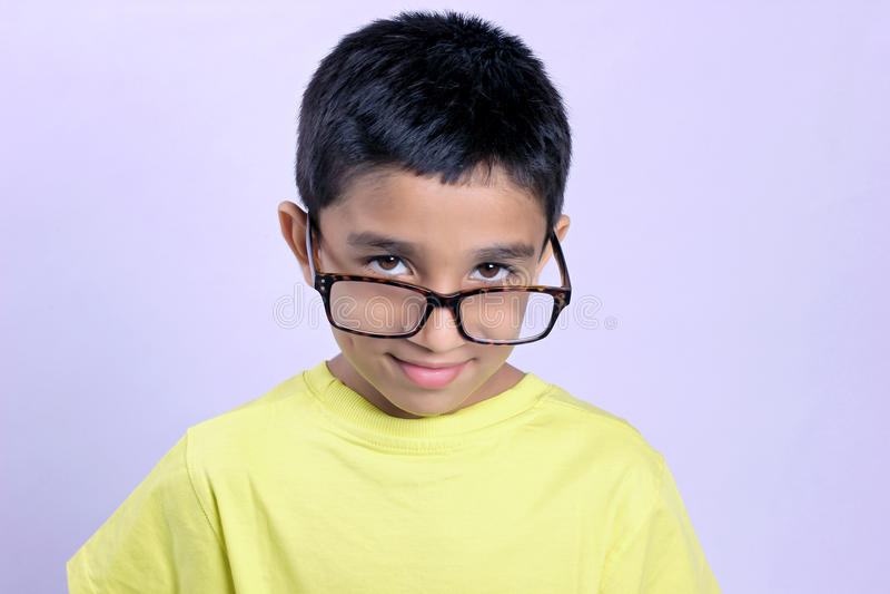 Indiański dziecko zdjęcia royalty free