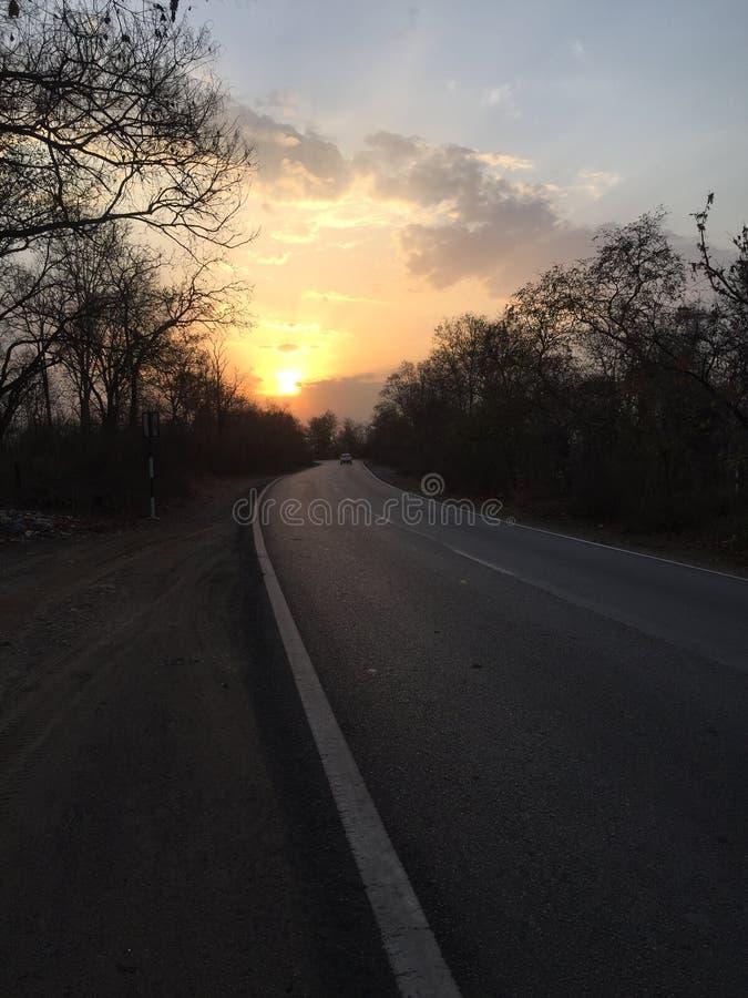 Indiański dziki piękno z słońce wzrostem obrazy stock