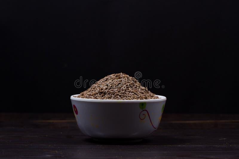 Indiański jedzenie proszek obraz royalty free