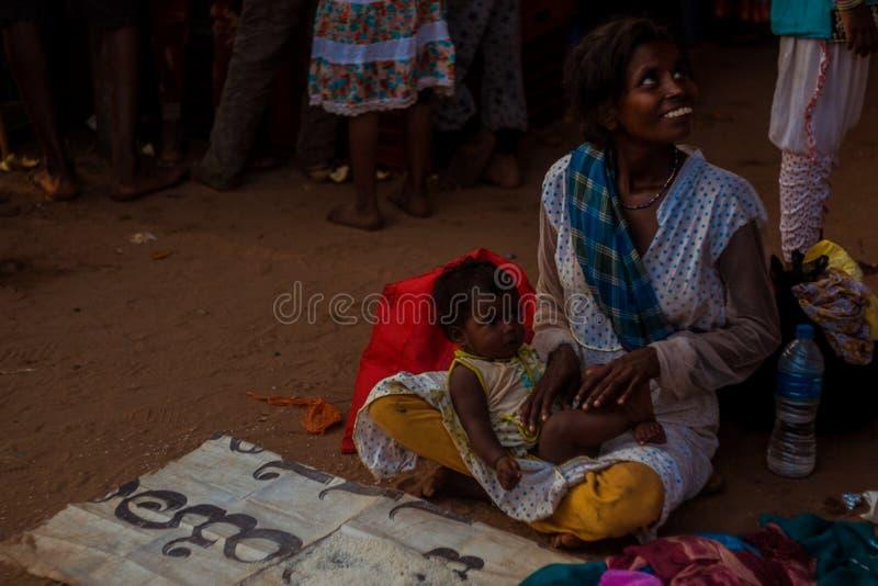 India stock foto