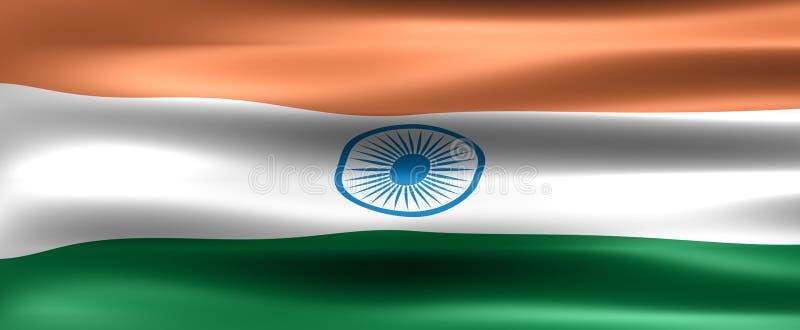 India royalty-vrije illustratie
