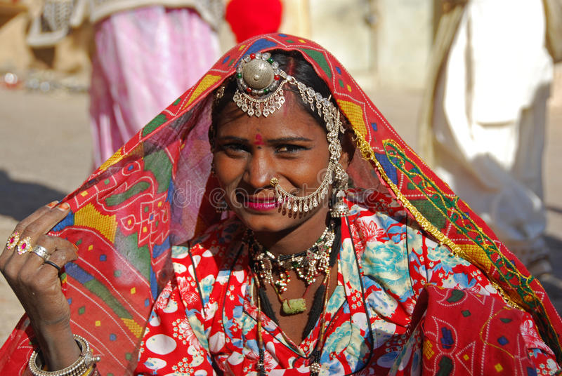 india royaltyfri bild