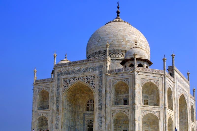 India, Agra: Taj Mahal royalty free stock image