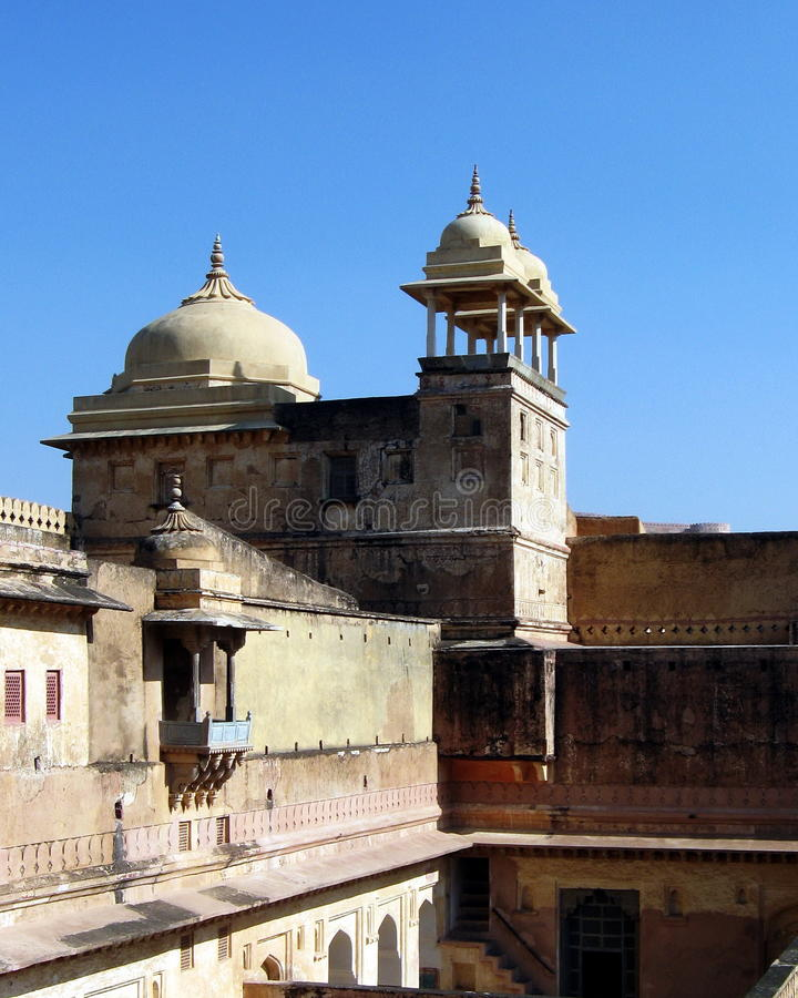 India architektura Rajput zdjęcie royalty free