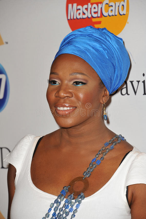 India Arie Editorial Photography