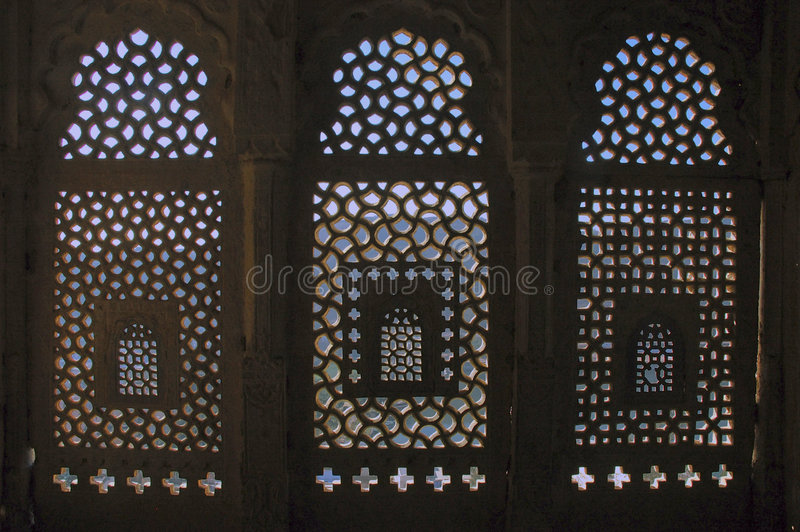 India, Bundi: Palace royalty free stock photo