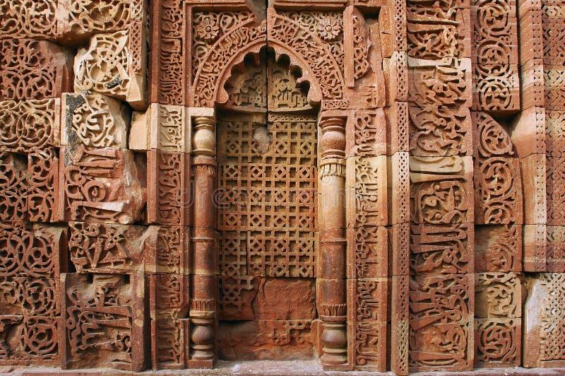 India, Deli: Túmulo de Humayun foto de stock royalty free