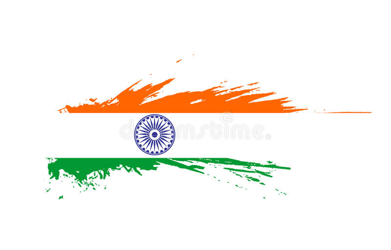 Download India flag stock vector. Image of travel, silver, land - 11166714