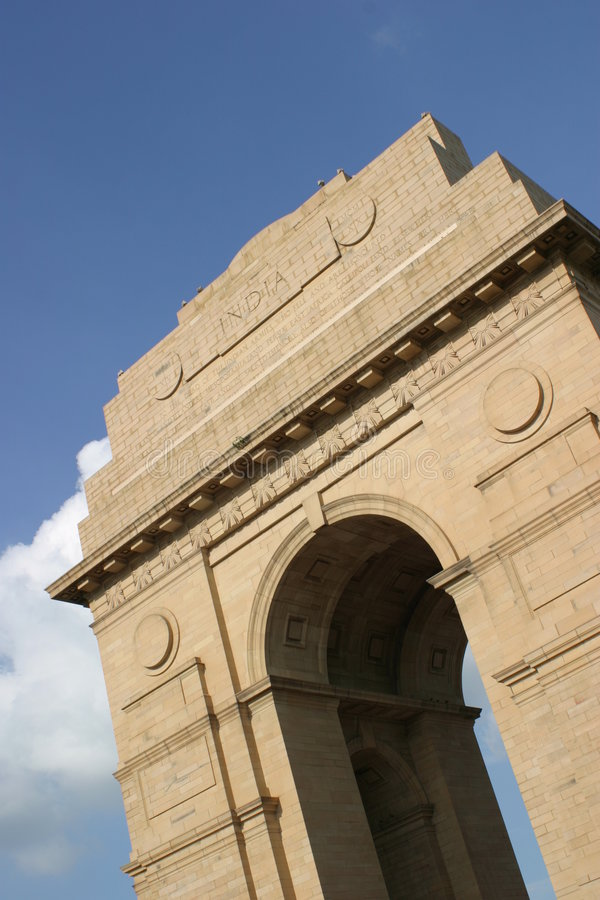 India gate royalty free stock photo