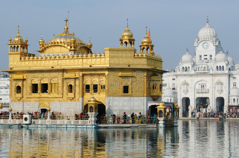 India - Golden temple royalty free stock photography