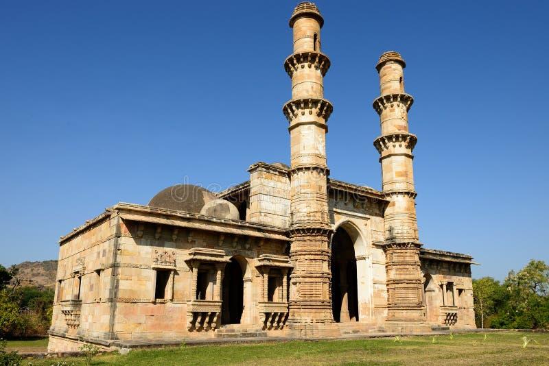 India Gujarat royalty-vrije stock afbeelding